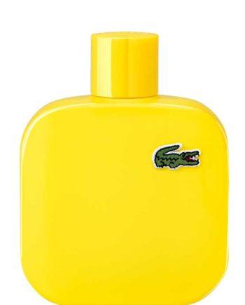 Eau de Lacoste Jaune Optimistic (Yellow) for Men, edT 100ml by Lacoste