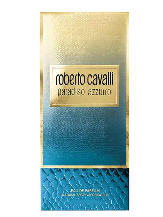 Paradiso Azzurro for Women, edP 75ml by Roberto Cavalli