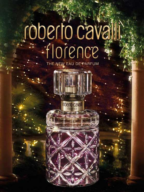 Florence for Women, edP 75ml by Roberto Cavalli