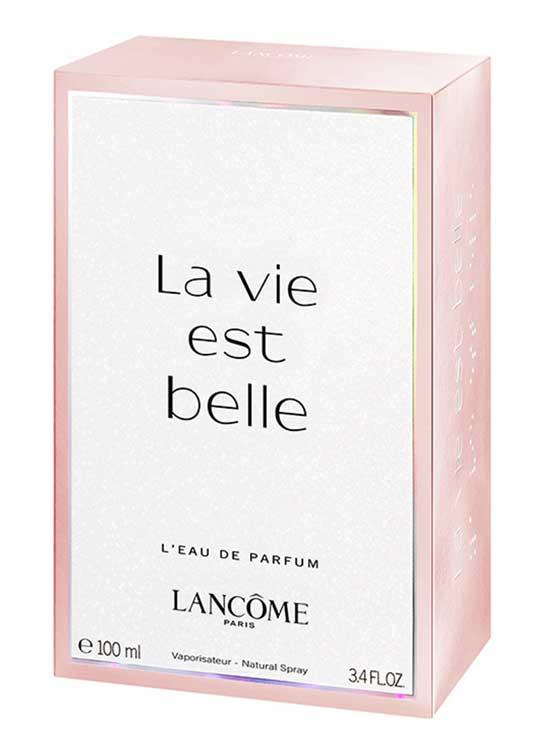 La vie est belle L'Eau de Parfum for Women, edP 100ml by Lancome