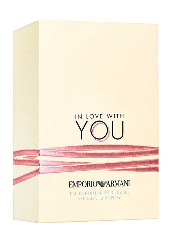 In Love With You for Women, edP 100ml by Giorgio Armani
