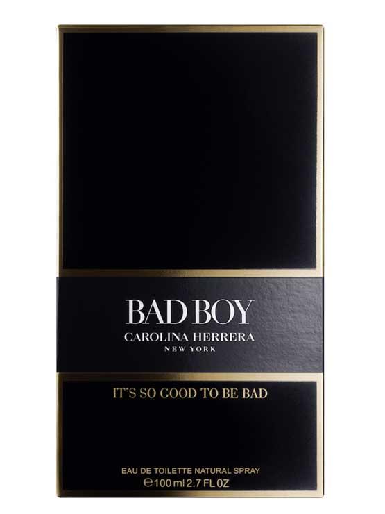 Bad Boy for Men, edT 100ml by Carolina Herrera