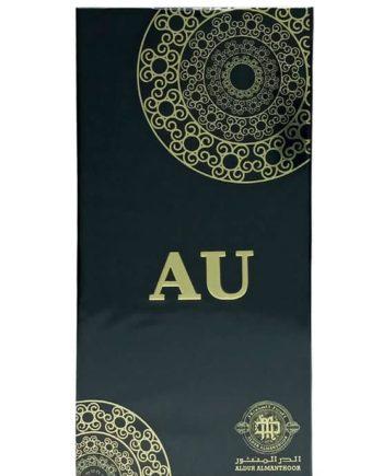Au for Men and Women (Unisex), 100ml by AlDur AlManthoor