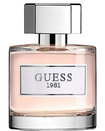 Guess 1981 for Women, edT 100ml by Guess