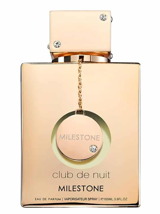 Club De Nuit Milestone for Men and Women (Unisex), edP 105ml by Armaf