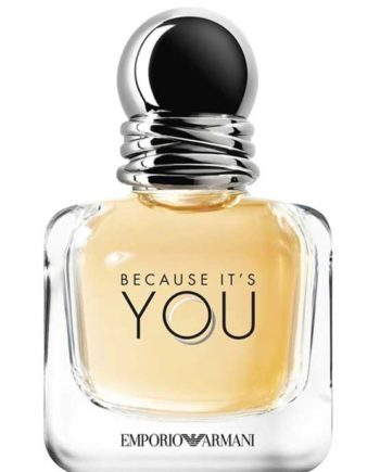 Because it's You for Women, edP 100ml by Giorgio Armani