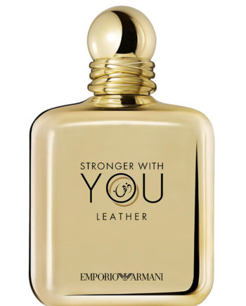 Stronger With You Leather for Men, edP 100ml by Giorgio Armani