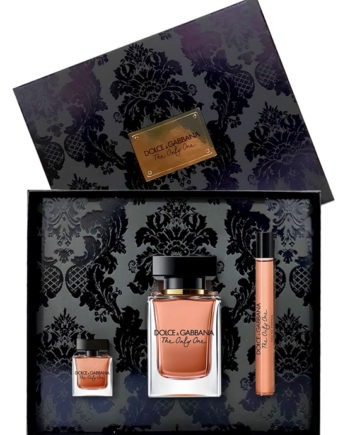 The Only One Gift Set for Men (edP 100ml + edP 10ml + edP Mini 7.5ml) by Dolce & Gabbana