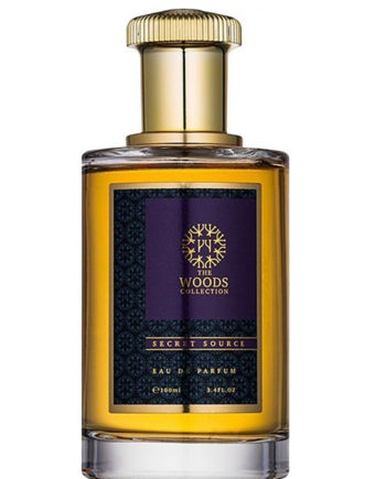Secret Source (New Packaging) for Men and Women (Unisex), edP 100ml by The Woods Collection