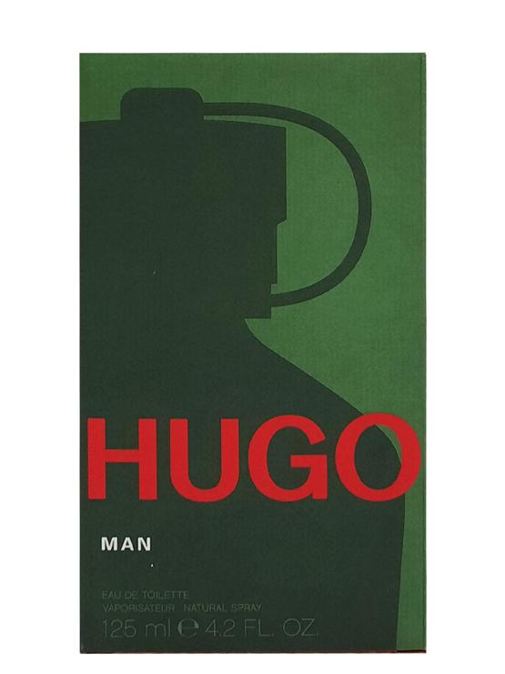 Hugo Man Green (New Packaging) for Men, edT 125ml by Hugo Boss