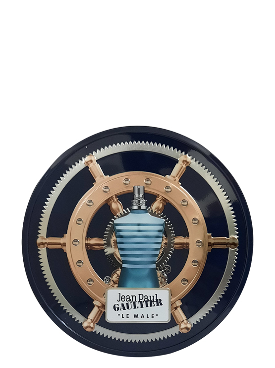 Le Male Gift Set for Men (edT 125ml + All-Over Shower Gel 75ml + Soothing After Shave Balm 50ml) by Jean Paul Gaultier