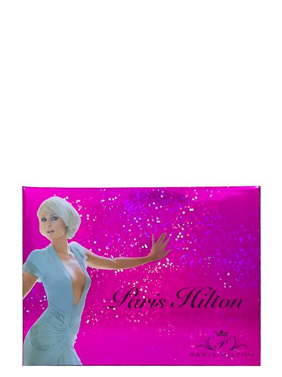 Paris Hilton Gift Set for Women (edP 100ml + edP 10ml + Body Glistening Lotion 90ml + Shower Gel 90ml) by Paris Hilton