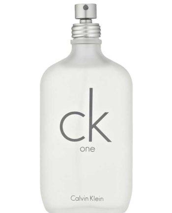 CK One (White) for Men and Women (Unisex), edT 200ml by Calvin Klein