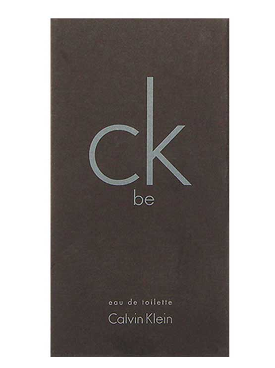 CK Be (Black) for Men and Women (Unisex), edT 200ml by Calvin Klein