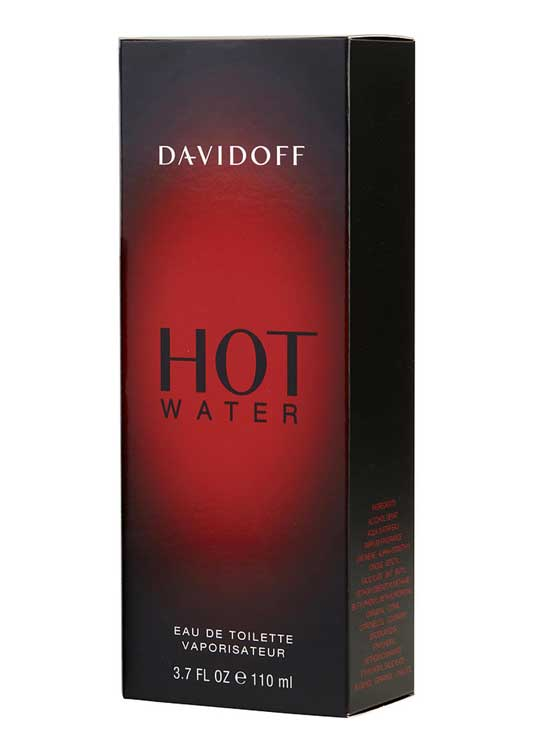 Hot Water for Men, edT 110ml by Davidoff