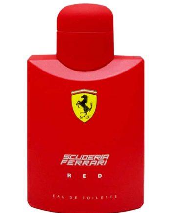 Scuderia Ferrari Red for Men, edT 125ml by Ferrari
