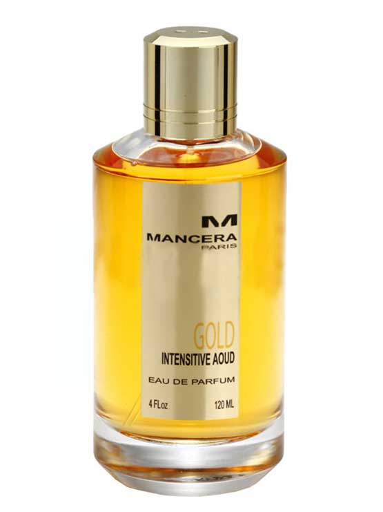 Gold Intensitive Aoud for Men and Women (Unisex), edP 120ml by Mancera